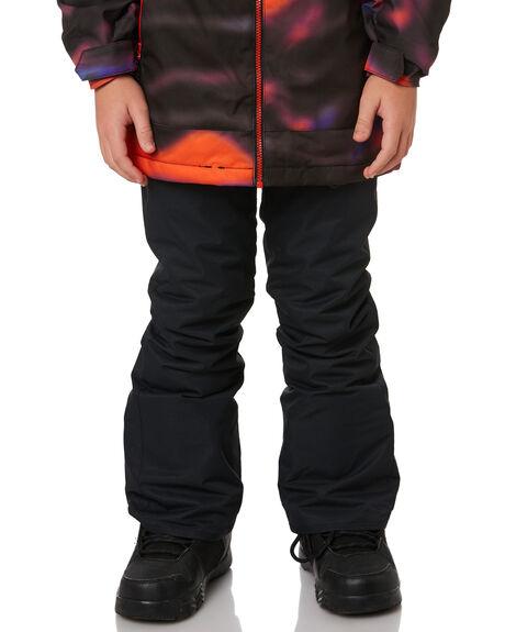 BLACK BOARDSPORTS SNOW VOLCOM KIDS - I1252002BLK