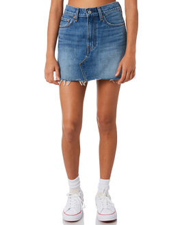 MIDDLE MAN WOMENS CLOTHING LEVI'S SKIRTS - 34963-0023MIDMA