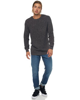 LIGHT ELDER MENS CLOTHING QUIKSILVER JEANS - EQYDP03357BYLW