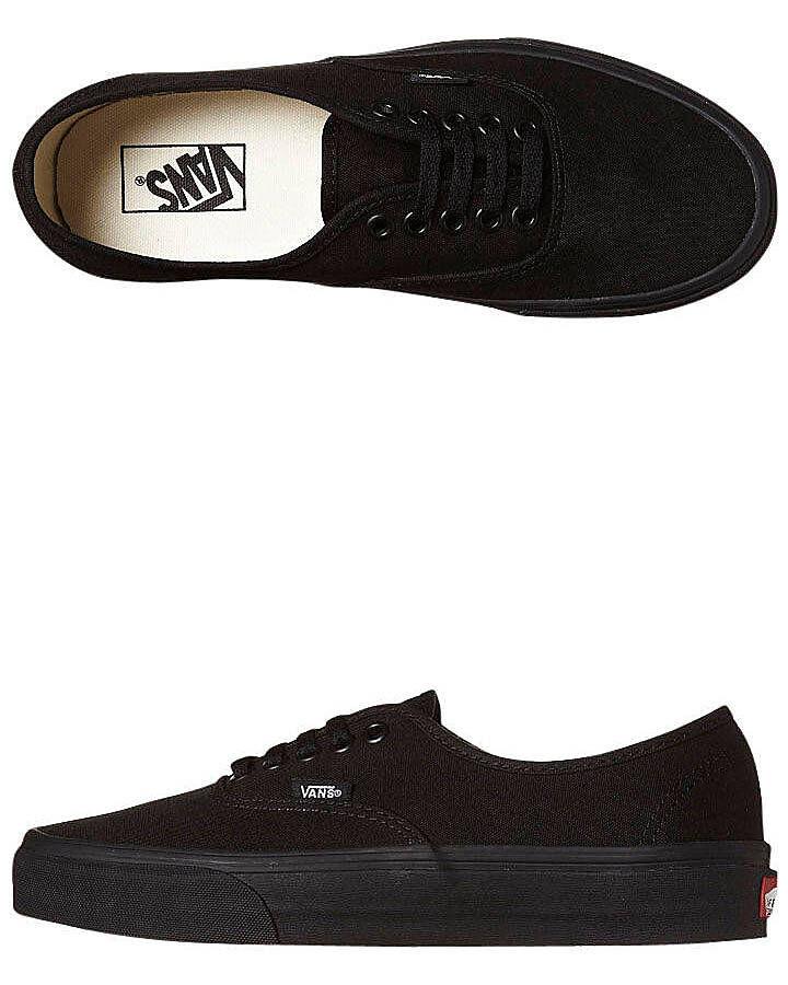 vans sneakers nere