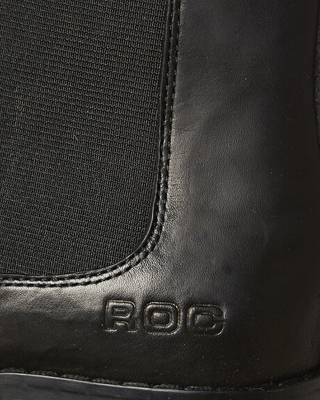 BLACK WOMENS FOOTWEAR ROC BOOTS BOOTS - JDRWW167BLK