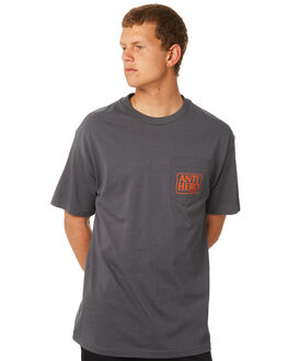 CHAR OUTLET MENS ANTI HERO TEES - RESERVECHAR