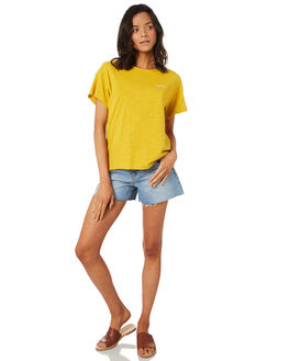 MARIGOLD WOMENS CLOTHING RHYTHM TEES - JAN19W-PT01-MAR
