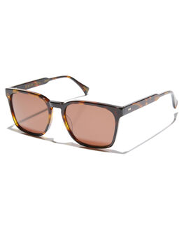 KOLA TORTOISE BROWN MENS ACCESSORIES RAEN SUNGLASSES - 100M181PIE-S253-55