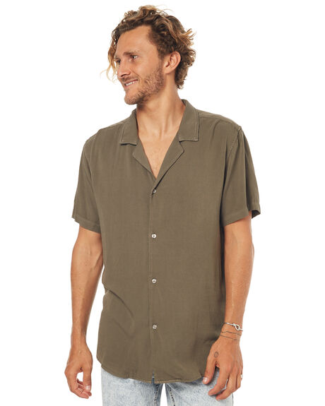 KHAKI MENS CLOTHING INSIGHT SHIRTS - 5000000364KHKI
