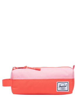 HOT CORAL PINK KIDS GIRLS HERSCHEL SUPPLY CO OTHER - 10071-03012-OSCRLPK