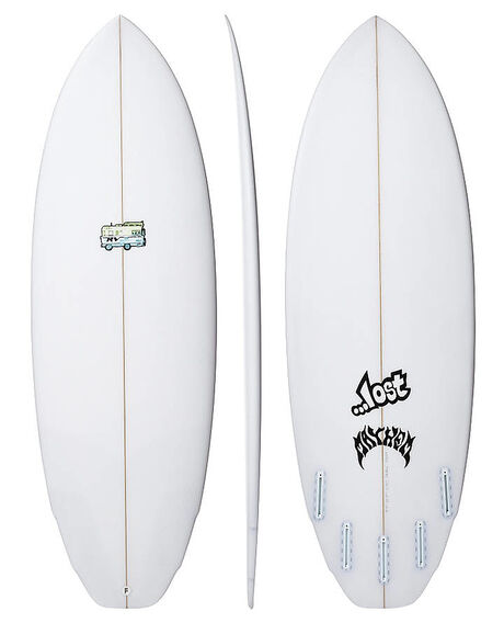 CLEAR BOARDSPORTS SURF LOST SURFBOARDS - LORVCLR