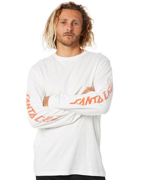 OFF WHITE MENS CLOTHING SANTA CRUZ TEES - SC-MLC0667OFFWT