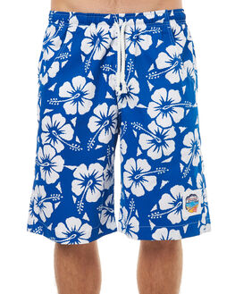 BLUE MENS CLOTHING OKANUI BOARDSHORTS - BOHBBU
