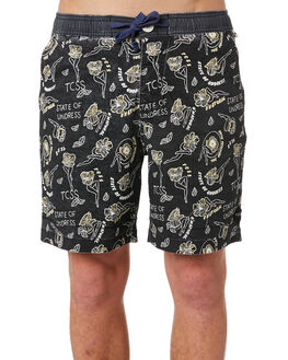 PHANTOM MENS CLOTHING THE CRITICAL SLIDE SOCIETY BOARDSHORTS - BS1855PHA