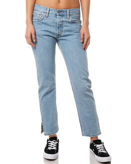 EYE FOR AN EYE WOMENS CLOTHING LEVI'S JEANS - 52298-0000EFE