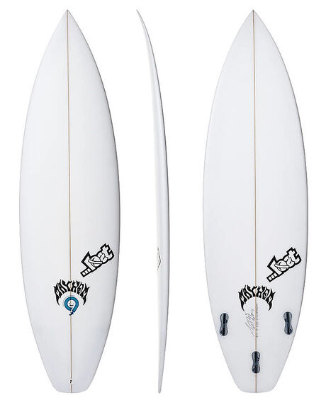 CLEAR BOARDSPORTS SURF LOST SURFBOARDS - LOBEACHBUGCLR