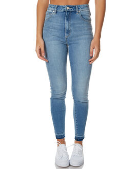 BLUE JAY WOMENS CLOTHING A.BRAND JEANS - 707582630
