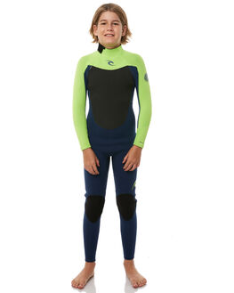 LIME SURF WETSUITS RIP CURL STEAMERS - WSM8AB4078