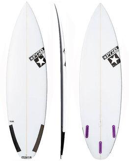 CLEAR BOARDSPORTS SURF PYZEL SURFBOARDS - PYTHEFLASHCLR