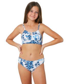GALAXY BLUE KIDS GIRLS SEAFOLLY SWIMWEAR - 27127-130GALBL