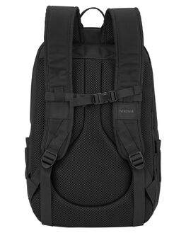 ALL BLACK NYLON MENS ACCESSORIES NIXON BAGS + BACKPACKS - C29551148