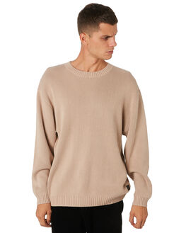 FENNEL OUTLET MENS RUSTY KNITS + CARDIGANS - CKM0333FNL
