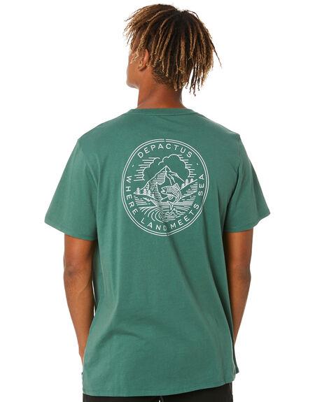 SAGE MENS CLOTHING DEPACTUS TEES - D5203004SAGE