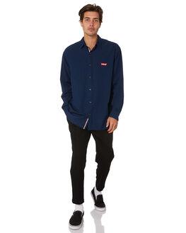 INDIGO MENS CLOTHING LEVI'S SHIRTS - 69884-0000