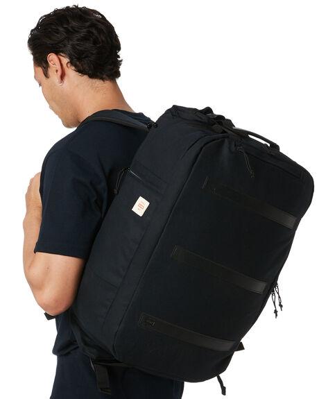 BLACK MENS ACCESSORIES GLOBE BAGS + BACKPACKS - GB72009003BLK