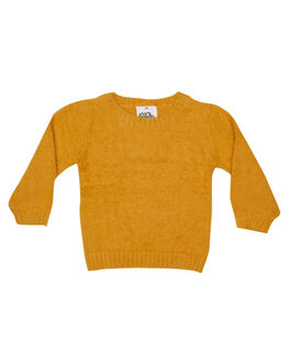 HONEY KIDS GIRLS EVES SISTER JUMPERS + JACKETS - 8034040YLW