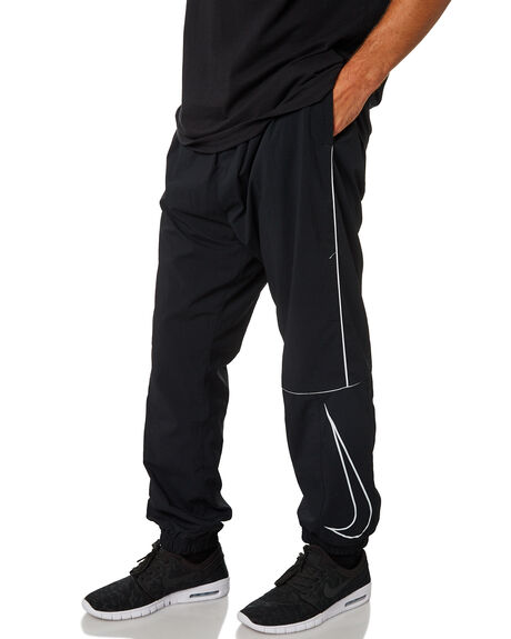 BLACK MENS CLOTHING NIKE PANTS - AJ9774010