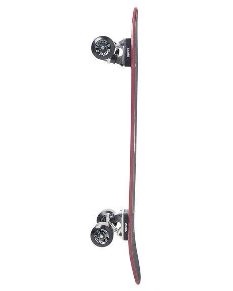 BURGUNDY SKATE COMPLETES Z FLEX  - ZFXC0059BURG