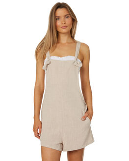 SABLE WOMENS CLOTHING RUSTY PLAYSUITS + OVERALLS - MCL0274-SAB