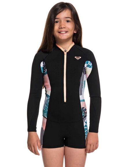 BLACK BOARDSPORTS SURF ROXY GIRLS - ERGW403006-KVD0