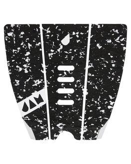 BLACK BOARDSPORTS SURF JAM TRACTION TAILPADS - TPM3PBLK