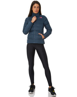 INK BLUE WOMENS CLOTHING THE NORTH FACE JACKETS - NF0A33P940QINKB