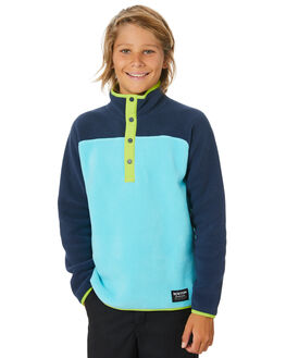 CURACA DRESS BLUES KIDS BOYS BURTON JUMPERS + JACKETS - 17445103400