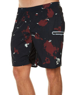 INK BLOT MENS CLOTHING OURCASTE BOARDSHORTS - B1007INKB