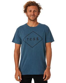 BLUE STEEL MENS CLOTHING THE CRITICAL SLIDE SOCIETY TEES - TE1855BSTL