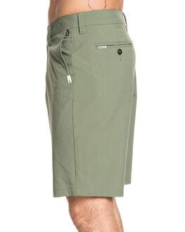 AGAVE GREEN MENS CLOTHING QUIKSILVER SHORTS - EQYWS03625-GZC0