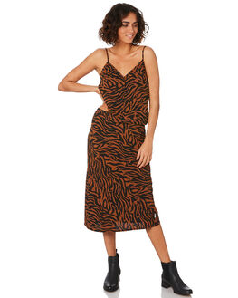 ZEBRA WOMENS CLOTHING BRIXTON SKIRTS - 04153ZEBRA