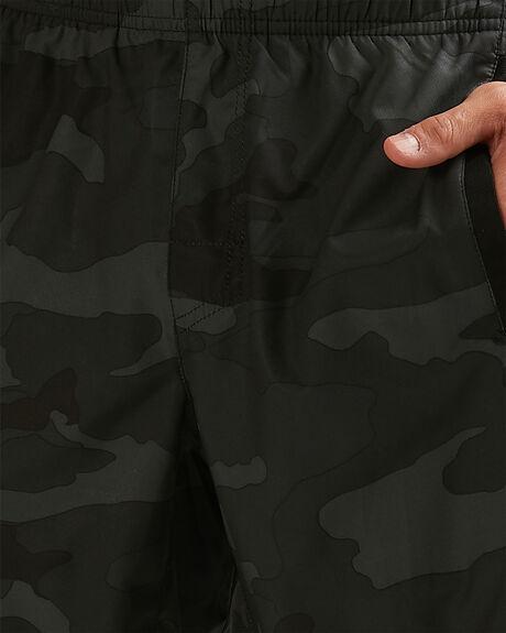 CAMO MENS CLOTHING RVCA SHORTS - RV-R107312-CMO