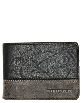 STEALTH MENS ACCESSORIES BILLABONG WALLETS - 9681193ASTLTH