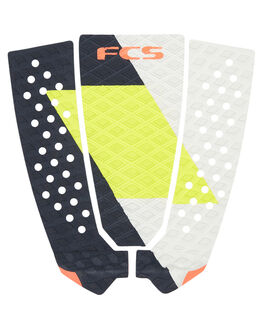 COAL LIME BOARDSPORTS SURF FCS TAILPADS - 27717CLIME