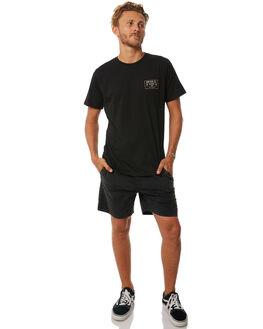 BLACK MENS CLOTHING BILLABONG SHORTS - 9572716BLK