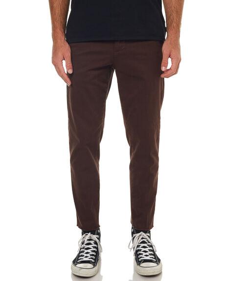 BROWN MENS CLOTHING INSIGHT PANTS - 5000000302BRN