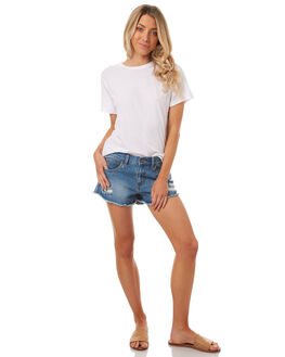 CLASSIC VINTAGE WOMENS CLOTHING RUSTY SHORTS - WKL0619CVT