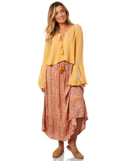 VINTAGE SUNFLOWER WOMENS CLOTHING O'NEILL SKIRTS - 4722403VSF