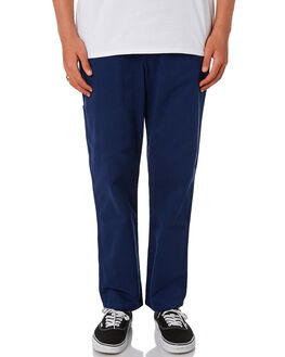 BLUE MENS CLOTHING DEPACTUS PANTS - D5201192BLUE