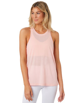 WHISPER PINK WOMENS CLOTHING LORNA JANE ACTIVEWEAR - W081911WHSPK