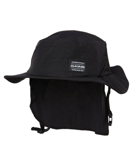 BLACK MENS ACCESSORIES DAKINE HEADWEAR - 10002456BLK