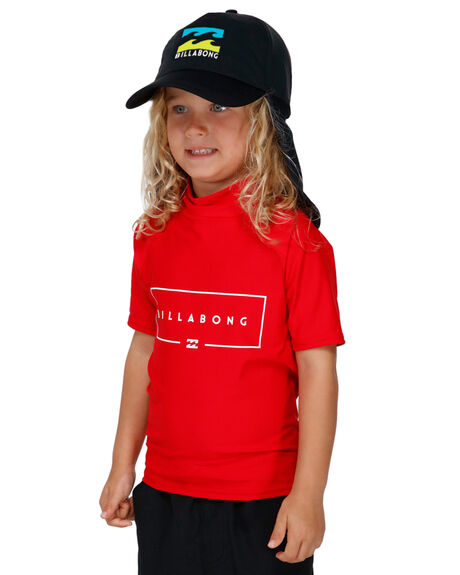 BLACK KIDS BOYS BILLABONG HEADWEAR - 7691310BBLK