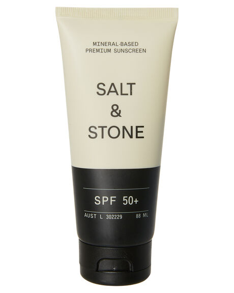 NATURAL MENS ACCESSORIES SALT AND STONE GROOMING - SS001LTNNAT