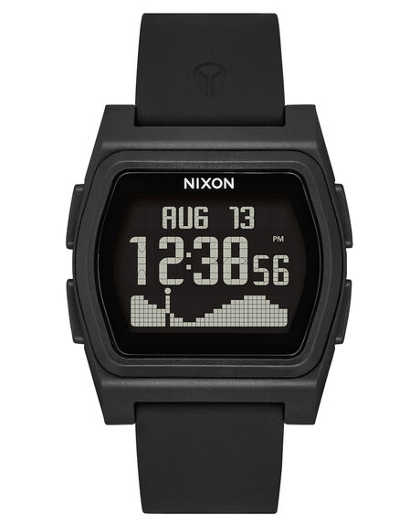 ALL BLACK WOMENS ACCESSORIES NIXON WATCHES - A1310-001